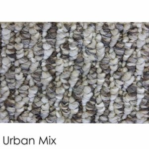 Starlight Level Berber Loop Indoor Area Rug Carpet Collection Urban Mix