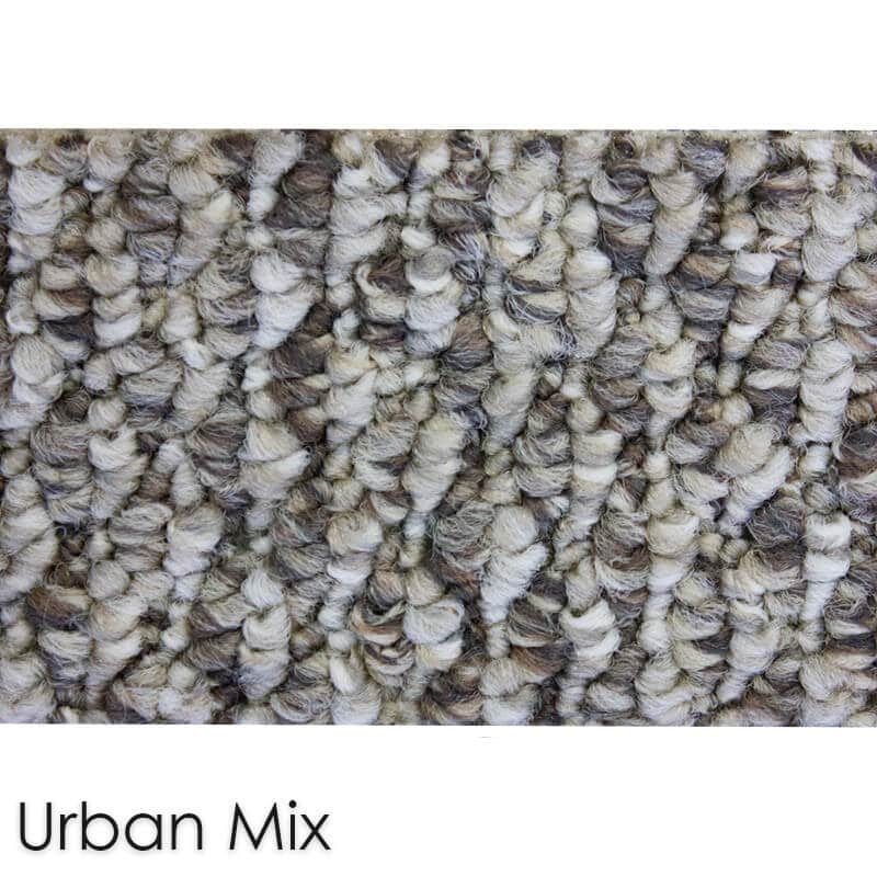 Starlight Level Berber Loop Indoor Area Rug Carpet Collection Urban Mix