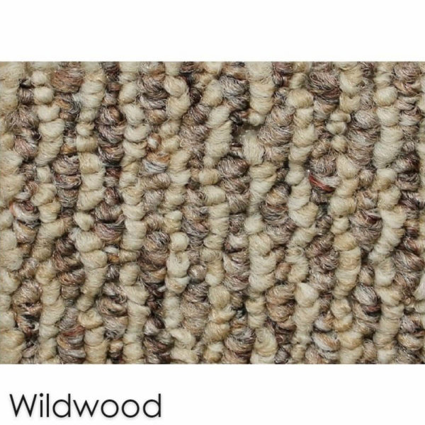 Starlight Level Berber Loop Indoor Area Rug Carpet Collection Wildwood
