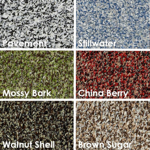 Arbor Indoor-Outdoor Artificial Grass Turf Area Rug Carpet