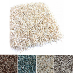 Bling Indoor Super Shaggy Thick Area Rug Collection