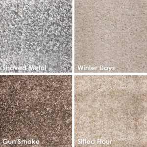 Celestial Ultra Soft Area Rug Shagtacular Collection