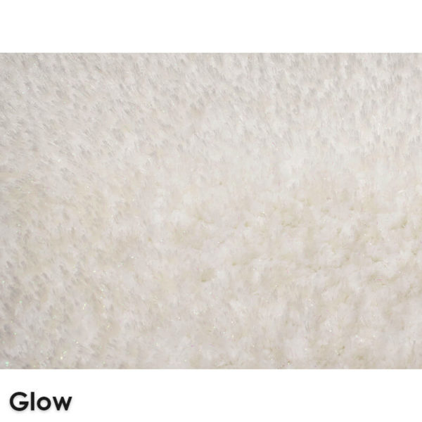 Glitz Ultra Soft Area Rug Shagtacular Collection Glow