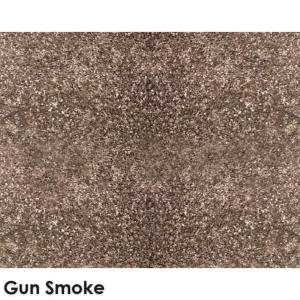 Celestial Ultra Soft Area Rug Shagtacular Collection Gun smoke