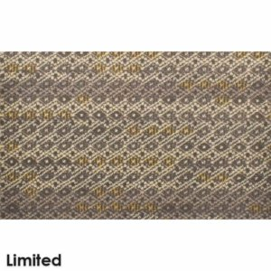 Unique Diamond Pattern Area Rug Upscale Luxury Collection Limited