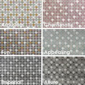LuLu Pattern Luxury Area Rug Festival Collection