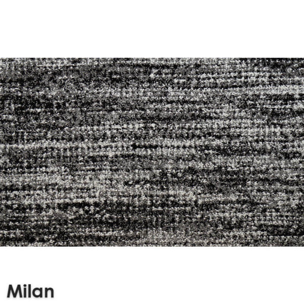 Glowing Lineal Pattern Luxury Area Rug Festival Collection Milan