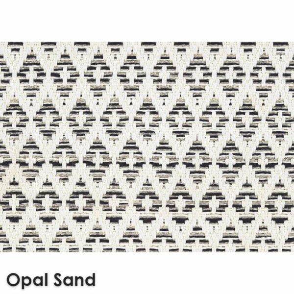 Sullivan's Island Custom Cut Indoor Outdoor Woven Collection Opal Sand