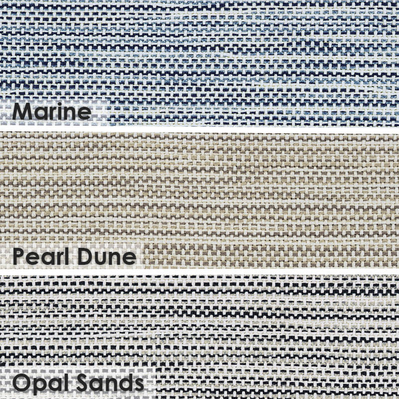 Pawley's Island Custom Cut Indoor Outdoor Woven Collection
