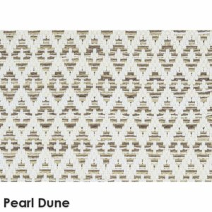 Sullivan's Island Custom Cut Indoor Outdoor Woven Collection Pearl Dune