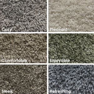 Phenomenal Ultra Soft Area Rug Shagtacular Collection