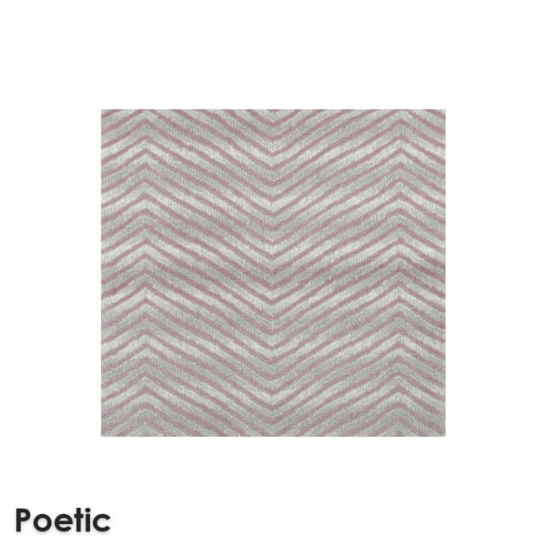 Biscayne Chevron Pattern Luxury Area Rug Festival Collection Poetic