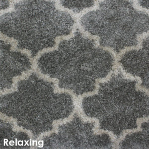 Fabulous Ultra Soft Moroccan Lantern Pattern Area Rug Shagtacular Collection Relaxing