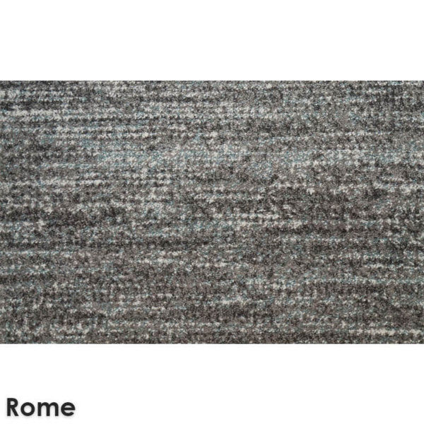 Glowing Lineal Pattern Luxury Area Rug Festival Collection Rome