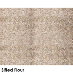 Celestial Ultra Soft Area Rug Shagtacular Collection Sifted Flour