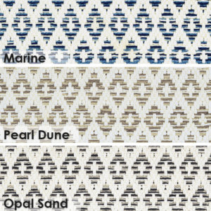 Sullivan's Island Custom Cut Indoor Outdoor Woven Collection
