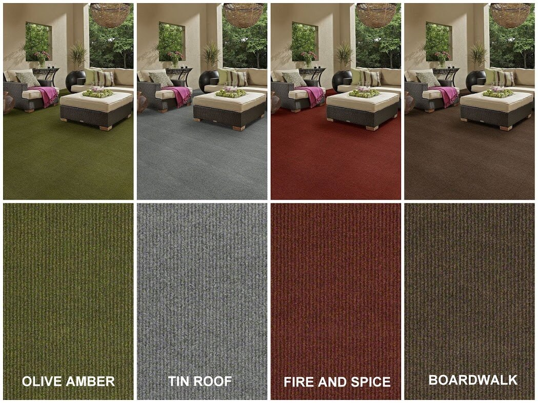 Summerstock Indoor-Outdoor Area Rug Carpe