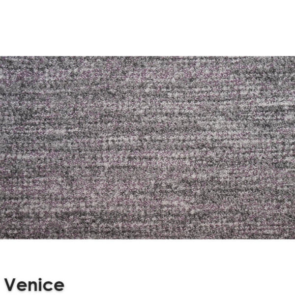 Glowing Lineal Pattern Luxury Area Rug Festival Collection Venice