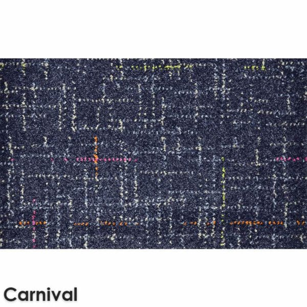 Jubilee Pattern Luxury Area Rug Festival Collection Carnival