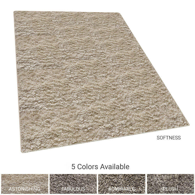 Marvelous Ultra Soft Area Rug Shagtacular Collection