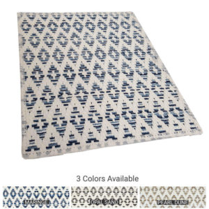Sullivan's Island Custom Cut Indoor Outdoor Area Rug Collection