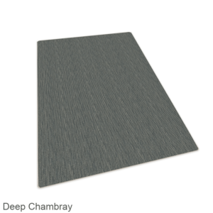 Milliken Basis Lineal Pattern Indoor Area Rug Collection Deep Chambray