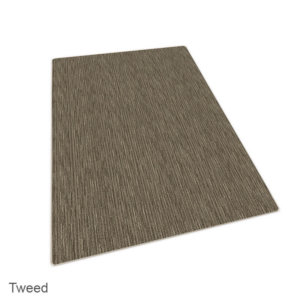 Milliken Basis Lineal Pattern Indoor Area Rug Collection Tweed