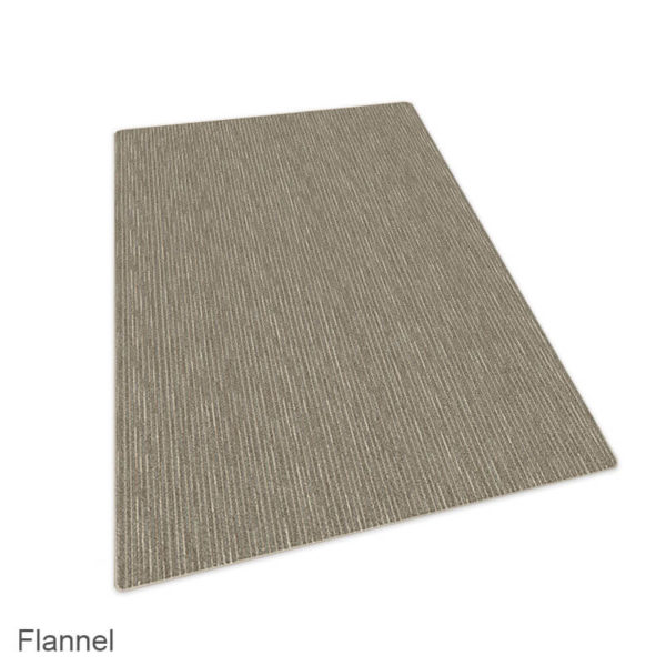 Milliken Basis Lineal Pattern Indoor Area Rug Collection Flannel