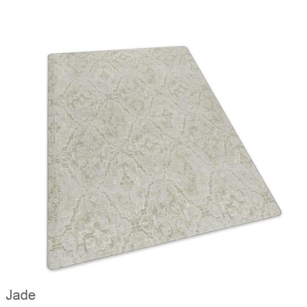 Milliken Artful Legacy Pattern Indoor Area Rug Collection Jade