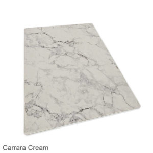 Milliken Basis Lineal Pattern Indoor Area Rug Collection Carrara Cream