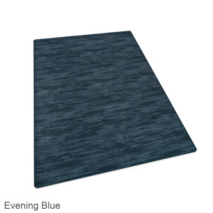 Milliken Casual Craft Indoor Area Rug Collection Evening Blue