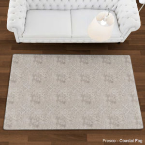 Milliken Fresco Pattern Indoor Area Rug Collection Room