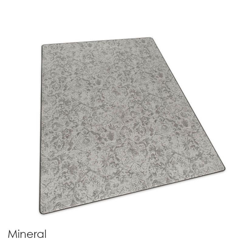 Milliken Past Modern Indoor Area Rug Collection Mineral