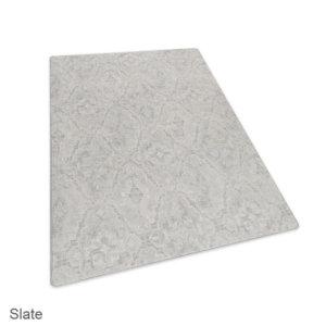 Milliken Artful Legacy Pattern Indoor Area Rug Collection Slate