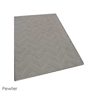 Milliken Dreamroom Chevron Pattern Indoor Area Rug Collection Pewter