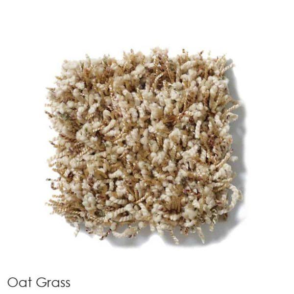 Uptown Girl Berber Tweed Indoor Shag Carpet Area Rug Collection Oat Grass