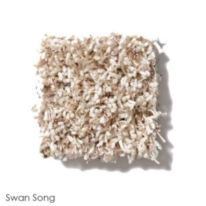 Uptown Girl Berber Tweed Indoor Shag Carpet Area Rug Collection Swan Song