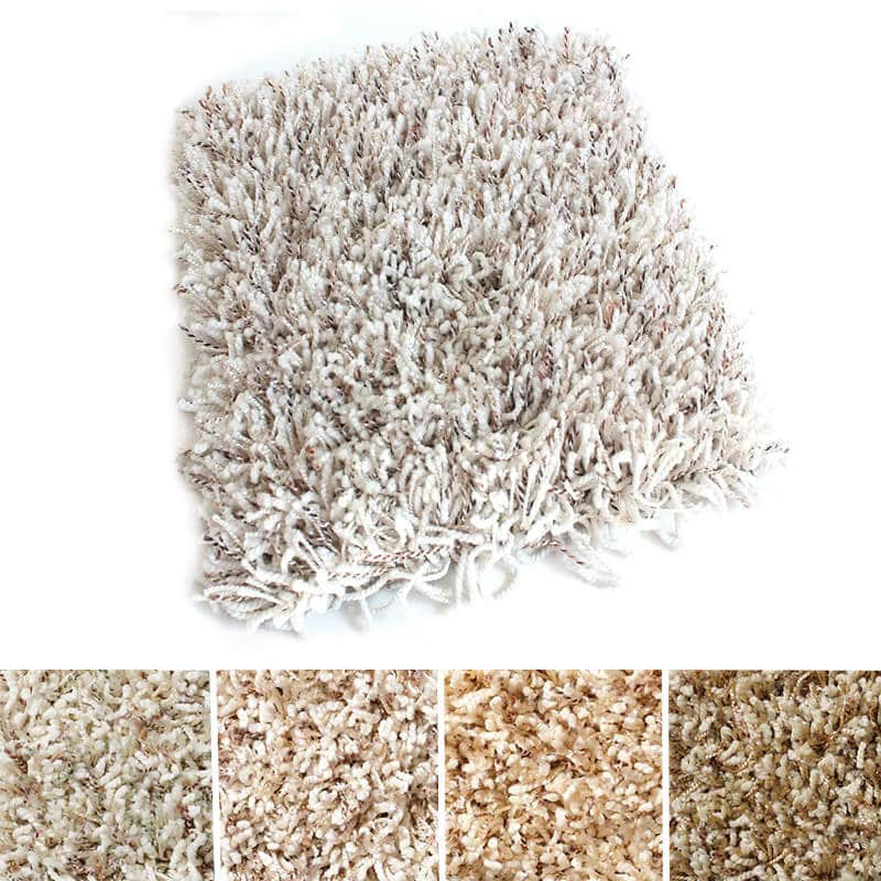 Uptown Girl Berber Tweed Indoor Shag Carpet Area Rug Collection