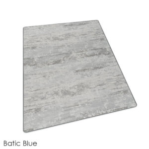 Cloud Bank Indoor Area Rug Collection Batic Blue
