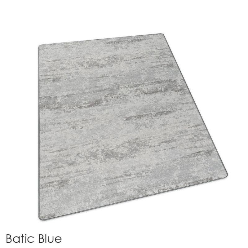 Cloud Bank Indoor Area Rug Collection Batic Blue