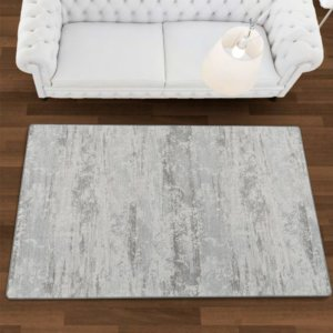 Cloud Bank Indoor Area Rug Collection Batic Blue Room