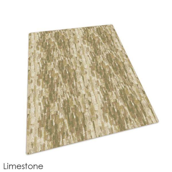 Milliken Cantera Indoor Area Rug Collection Limestone