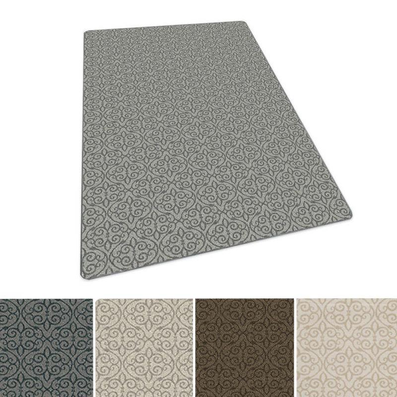 Milliken Maison Scroll Pattern Indoor Area Rug Collection