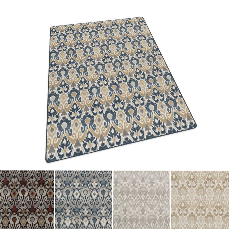 Relic Pattern Indoor Area Rug Collection