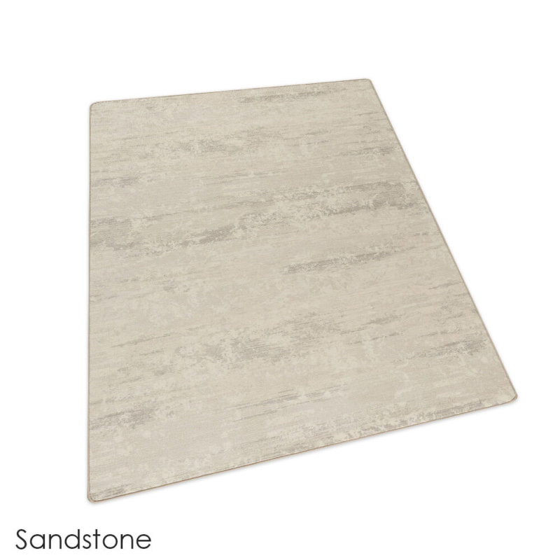 Cloud Bank Indoor Area Rug Collection Sandstone