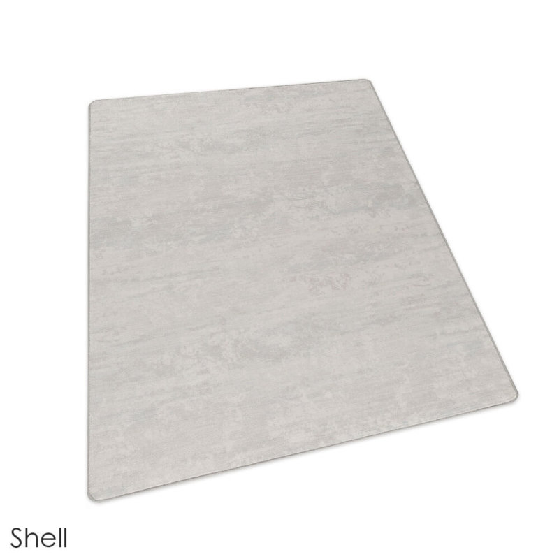 Cloud Bank Indoor Area Rug Collection Shell