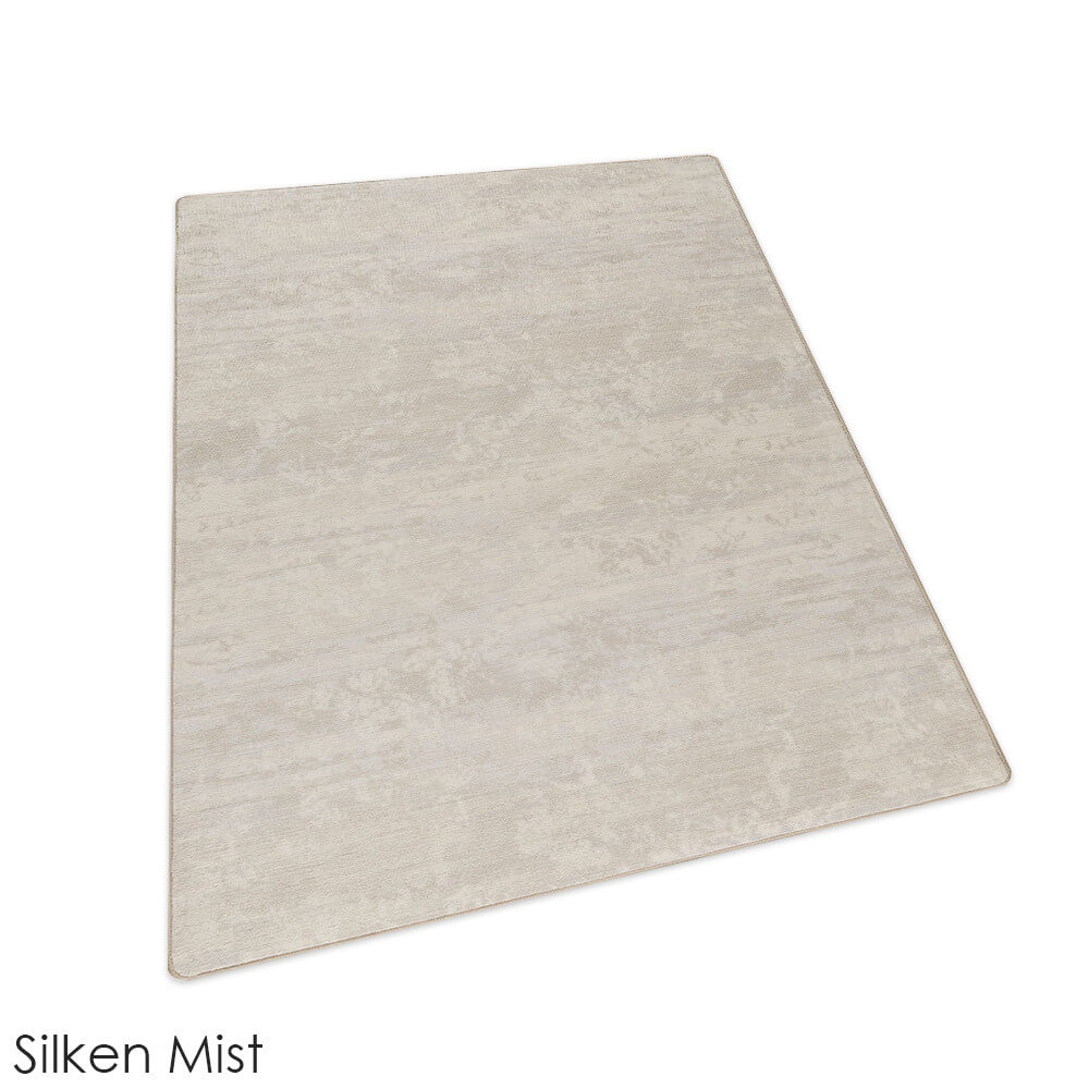 Cloud Bank Indoor Area Rug Collection Silken Mist