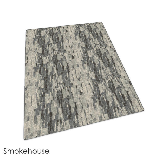 Milliken Cantera Indoor Area Rug Collection Smokehouse