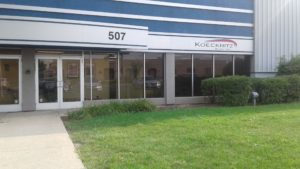 Koeckritz Rugs showroom and store