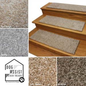 Cornerstone DOG ASSIST Carpet Stair Treads